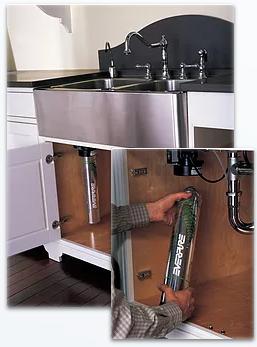 JRFiltros - Filtro para Pia de Cozinha