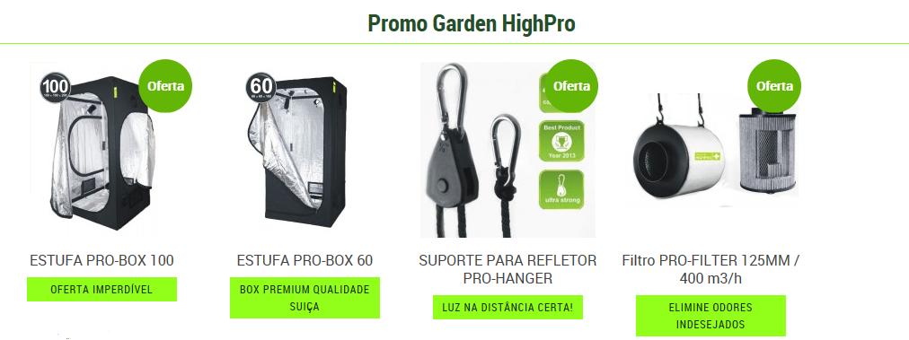 Promo Garden HighPro